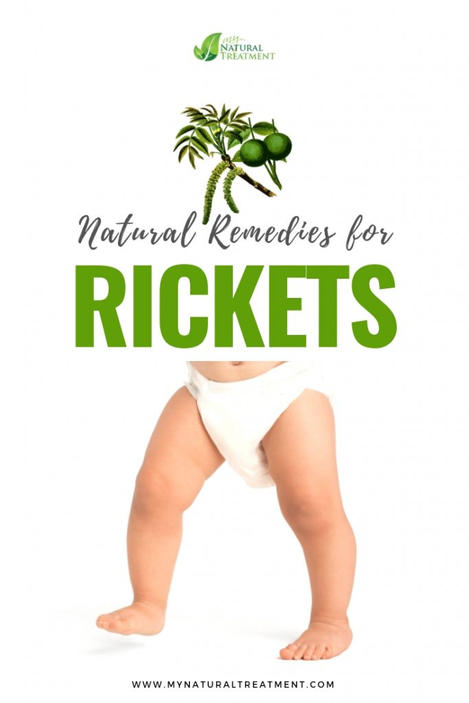 Rickets Remey with Walnuts & Rose Hip - MyNaturalTreatment.com