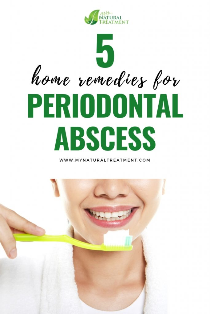 Home Remedy for Periodontal Abscess