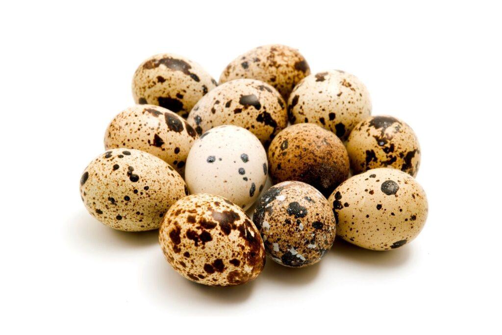 5 Natural Treatments for Alopecia Areata - Quail Eggs