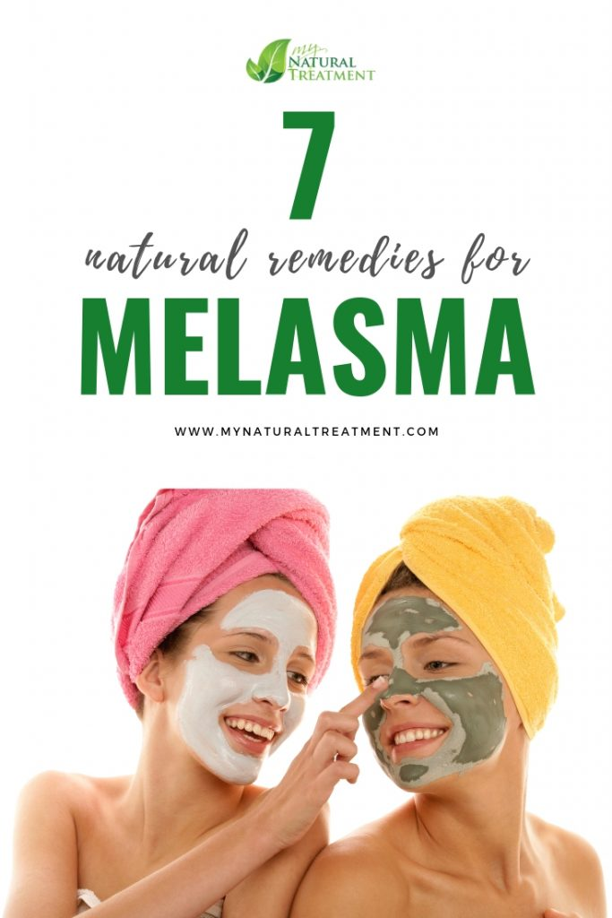 Brown Spots Remedies - Melasma