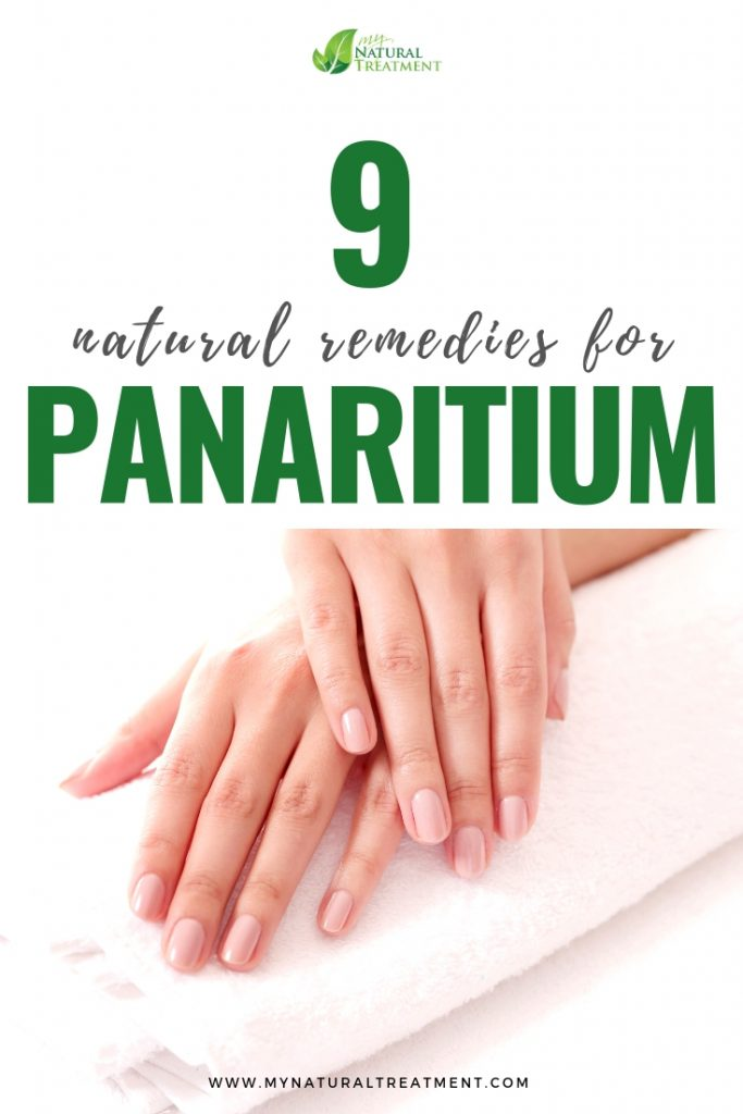 Panaritium Home Remedies