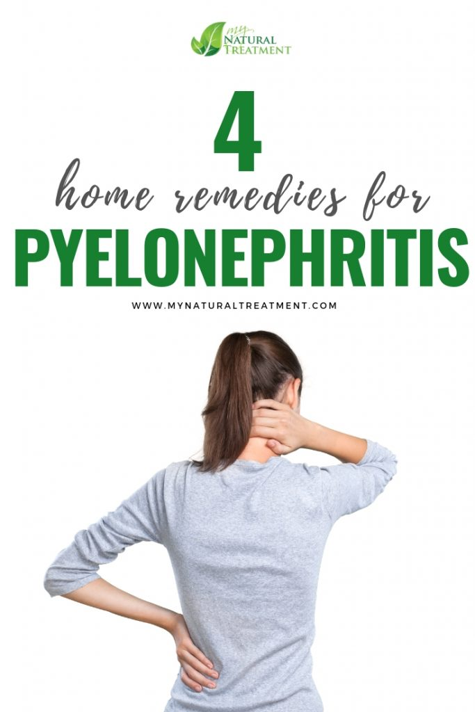 Home Remedies for Pyelonephritis