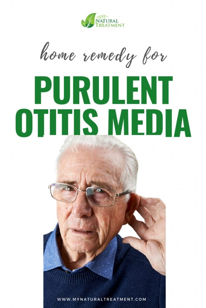 A Home Remedy for Purulent Otitis Media
