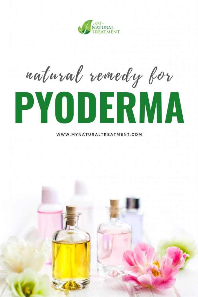 Natural Remedy for Pyoderma