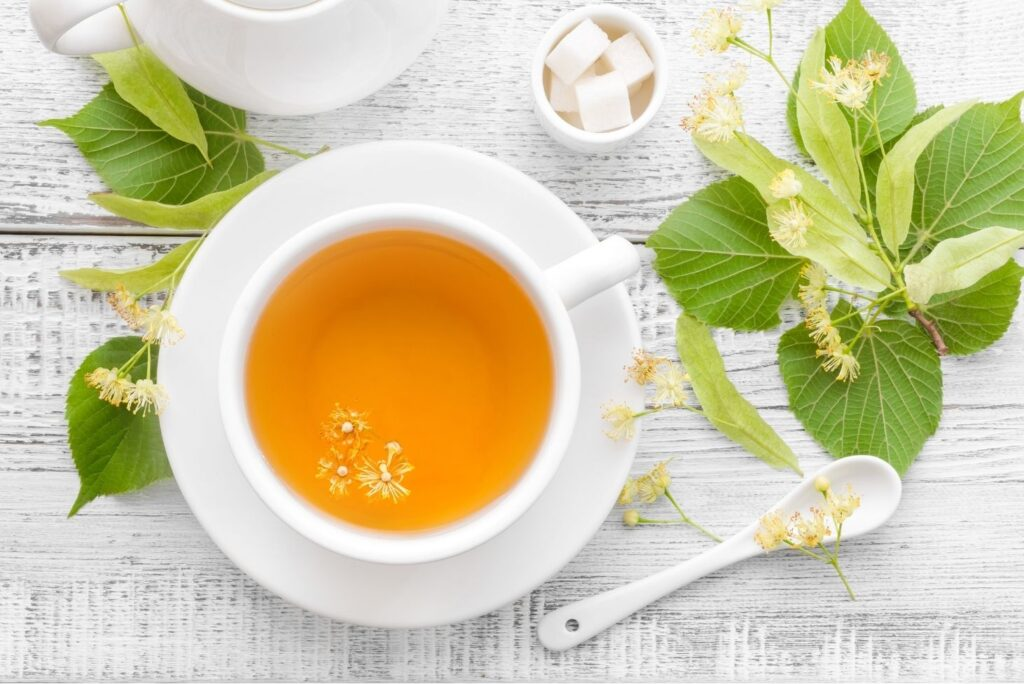 5 Natural Remedies for Anxiety - Linden Tea
