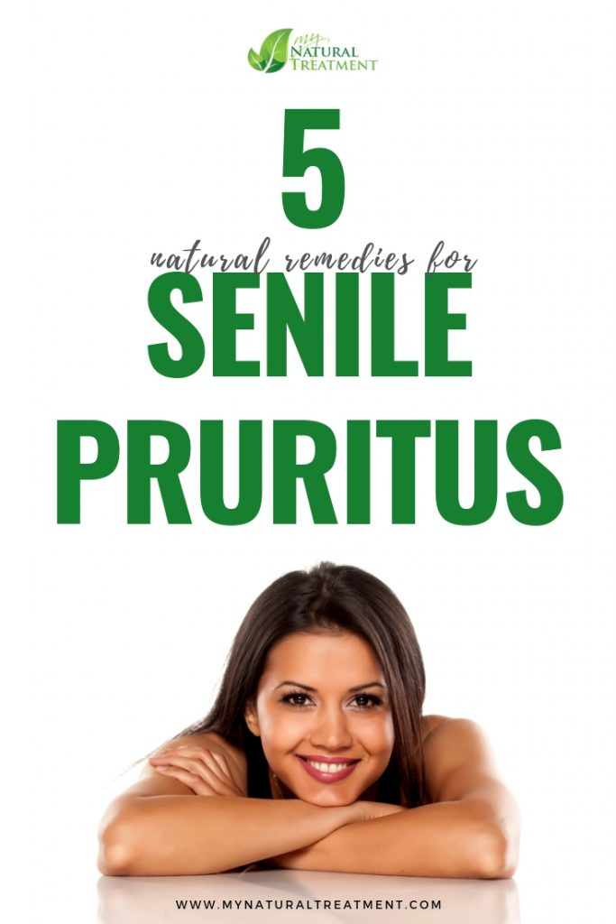 Senile Pruritus Alternative Treatments