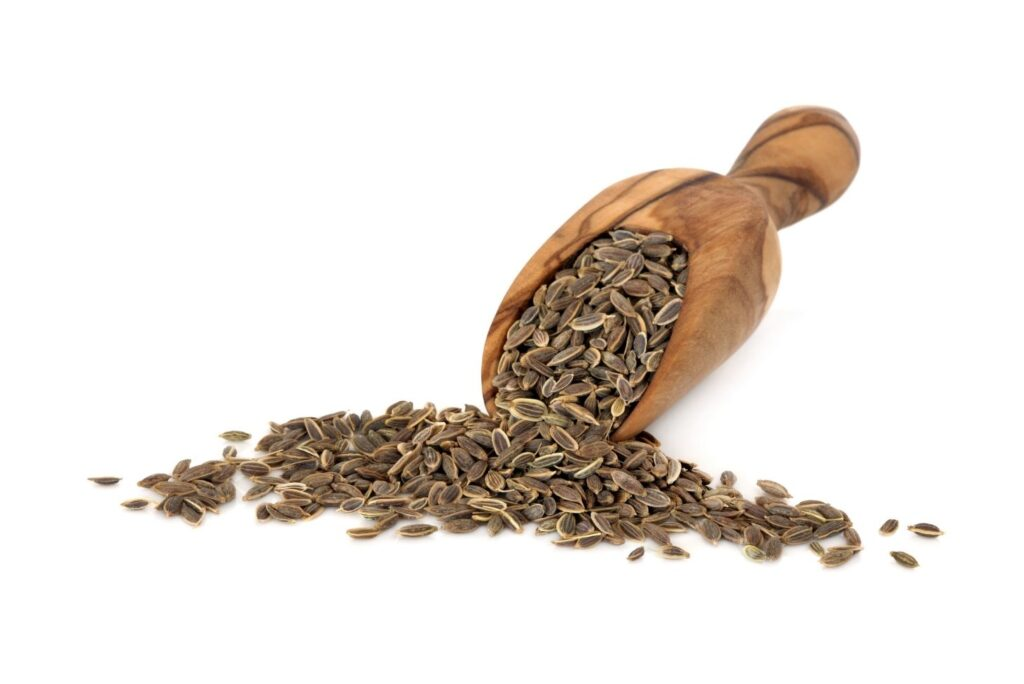 7 Home Remedies for Irritated Eyes -  Dill Seeds