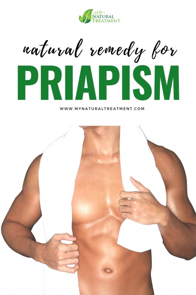 Natural Remedy for Priapism