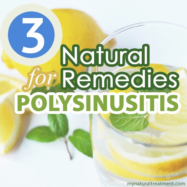 natural remedies for polysinusitis