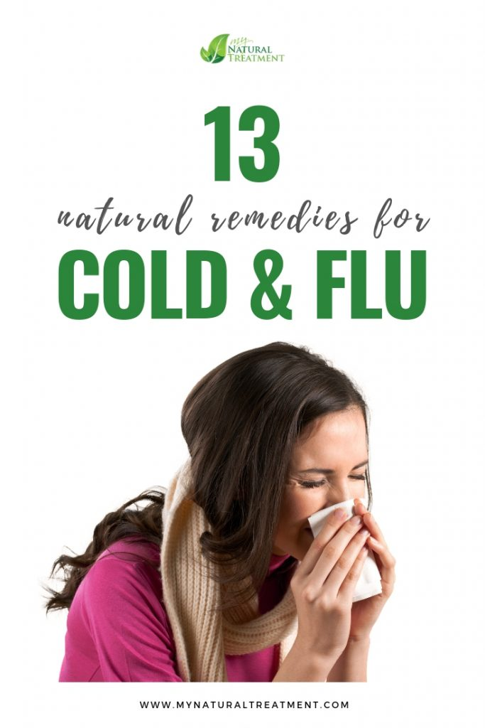 Cold & Flu Natural Remedies + Natural Immune Boosters