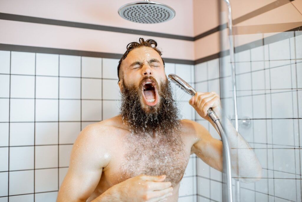 13 Natural Remedies for Cold and Flu - Cold Scottish Shower