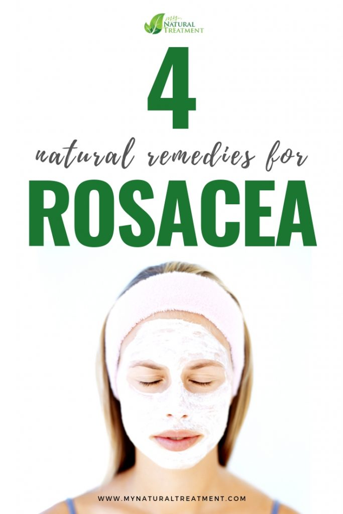 Rosacea Natural Remedies - Heal Rosacea Naturally