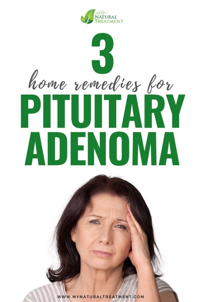 4 home remedies for pituitary adenoma