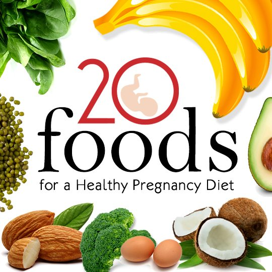 20 Foods to Eat for a Healthy Pregnancy Diet - Healthy Pregnancy