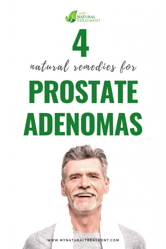 Natural Remedies for Prostate Adenomas