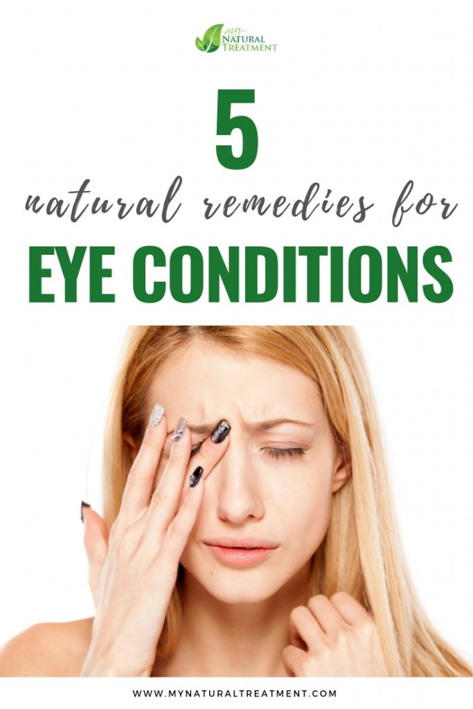 Remedies for Eye Conditions