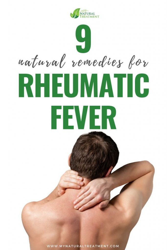Simple Remedies for Rheumatic Fever