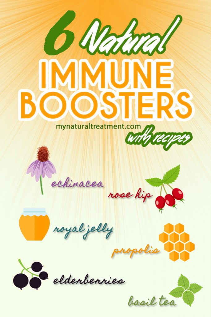 Boost your immune system with these natural remedies!