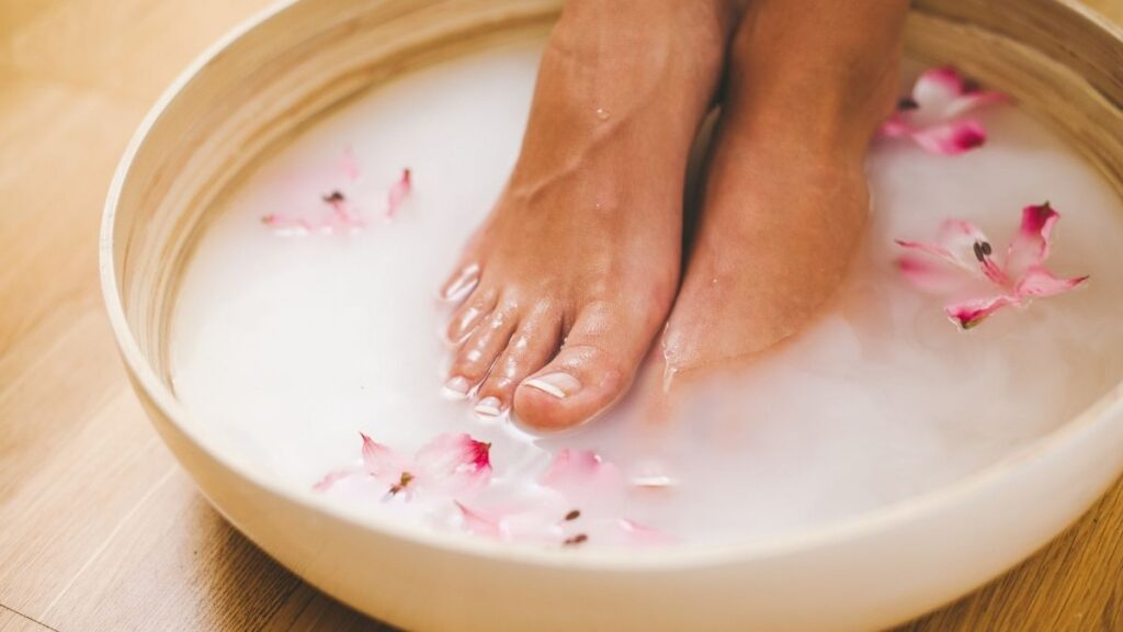 Baking Soda Beauty Uses for Feet