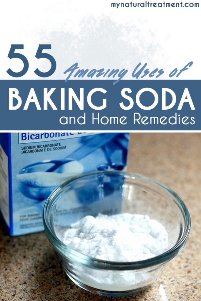 55 Amazing Baking Soda Uses, Home Remedies and Beauty Uses