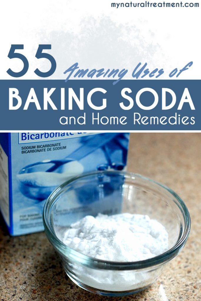 baking soda uses