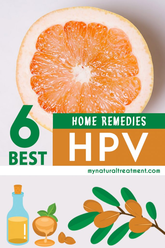 Home Remedies for HPV - Natural Remedies for Human Papillomavirus