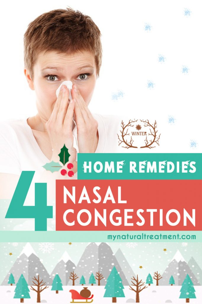 nasal congestion remedy