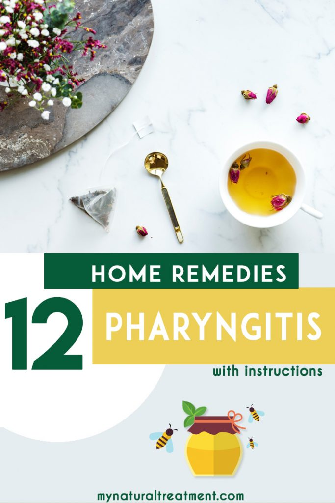 Pharyngitis Home Remedies and Cures