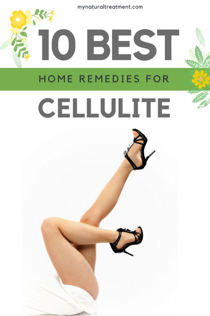10 Best Home Remedies for Cellulite #celluliteremedy #homeremedy #cellulite