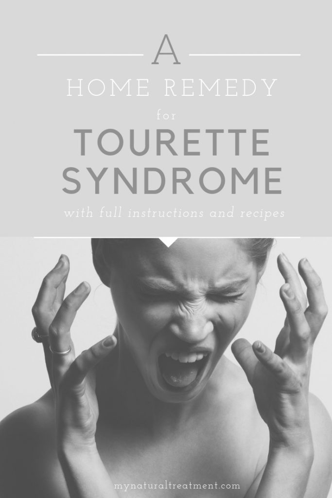 A Home Remedy for Tourette Syndrome with Instructions #tourettesyndrome #tourettes #homeremedy
