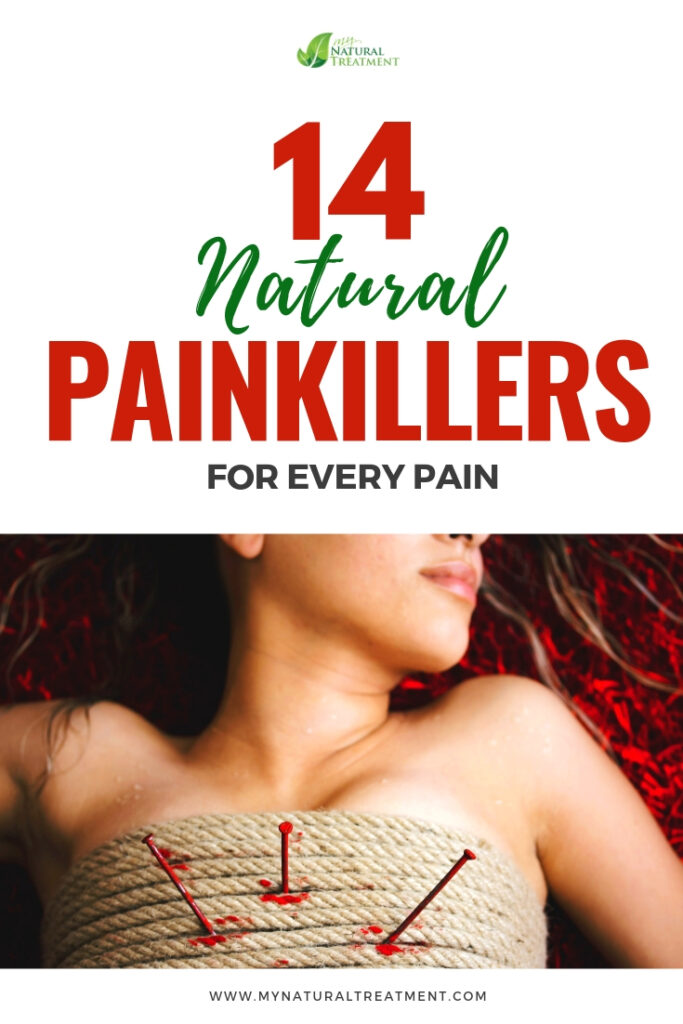 Natural Painkillers for Every Pain