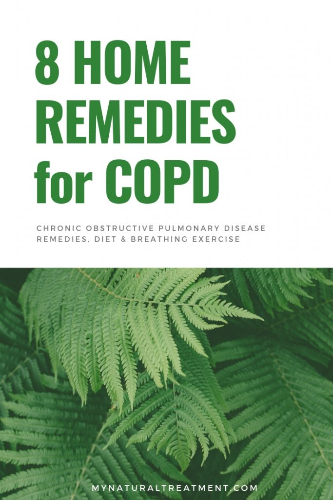 Home Remedies for COPD with Diet & Breathing Exercises - MyNaturalTreatment.com