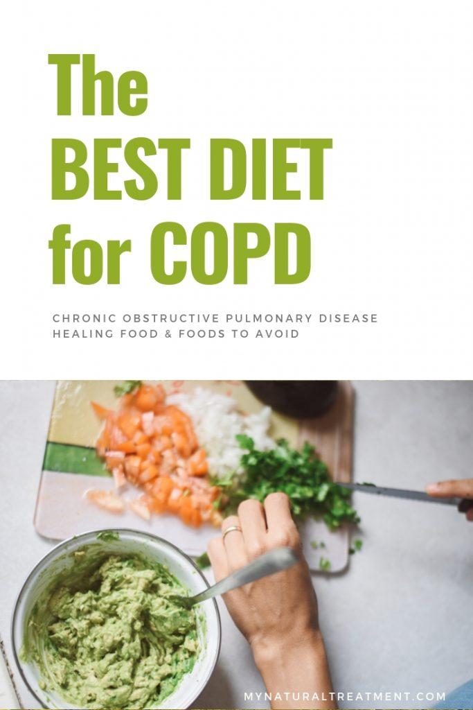 The Best Diet for COPD MyNaturalTreatment.com