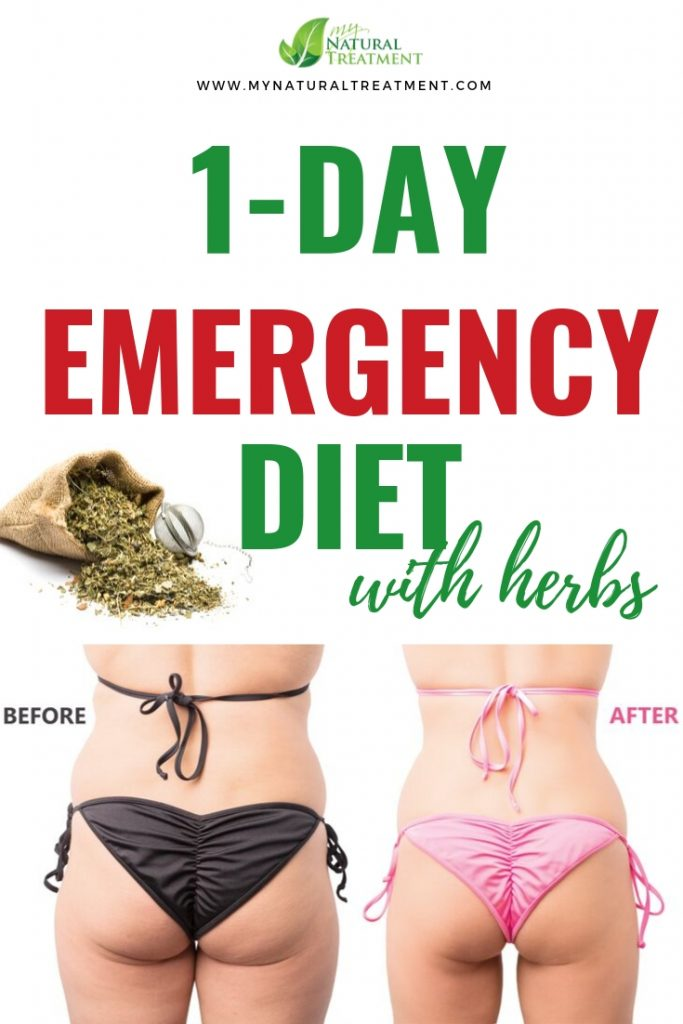 Lose weight fast with this herbal mix