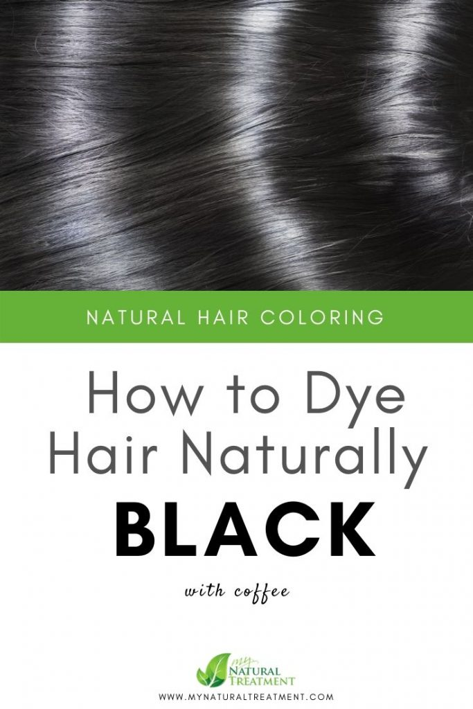 How to Dye Hair Naturally Blonde with Coffee