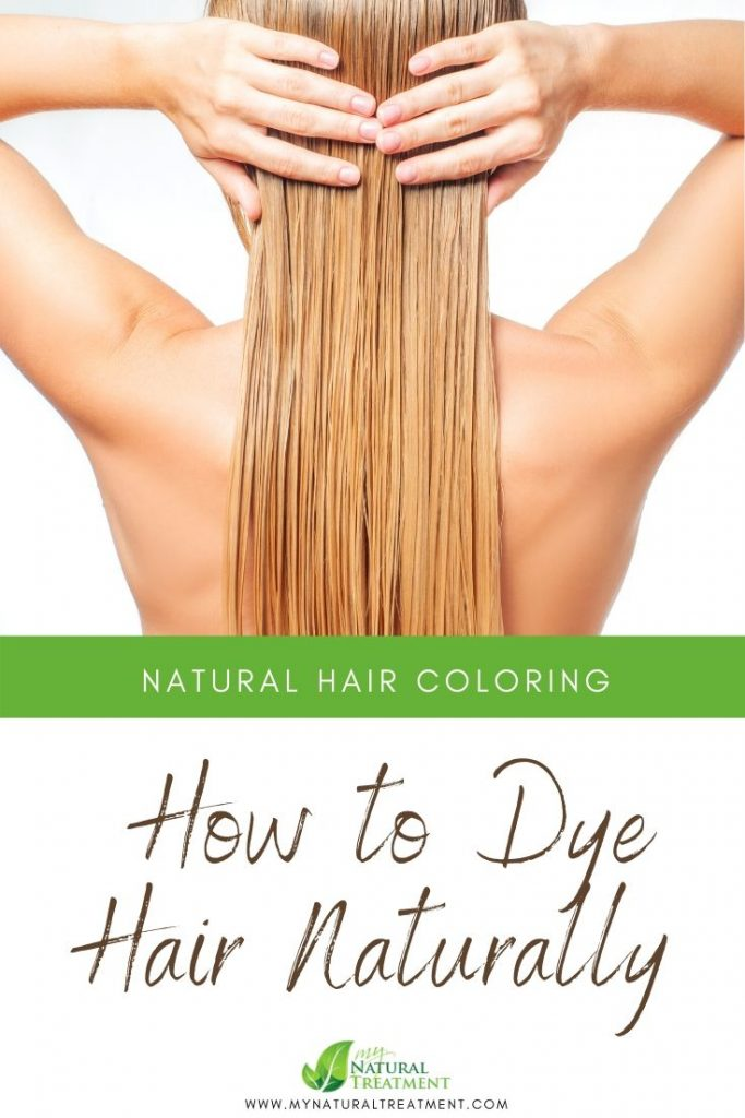 9 DIY Natural Hair Dye Recipes