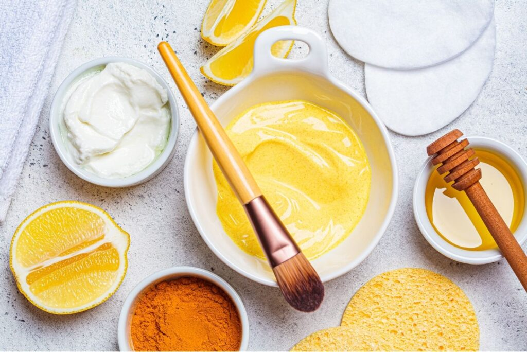3 Natural Remedies for Scars that Work - Honey Egg Mask