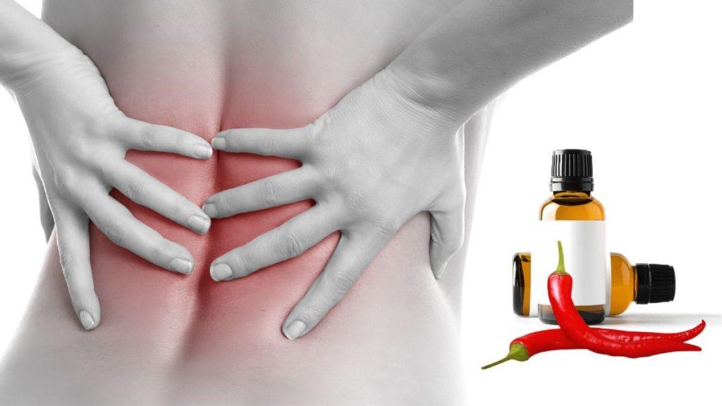 Hot pepper tincture recipe sciatica pain