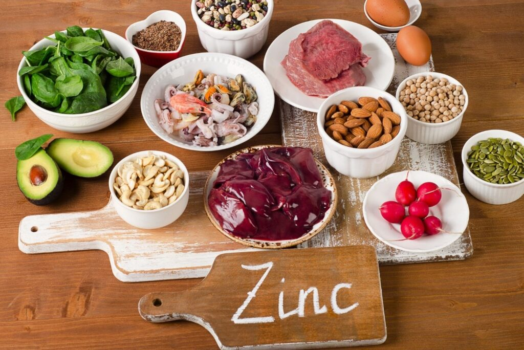 10 Best Natural Sources of Zinc - Foods