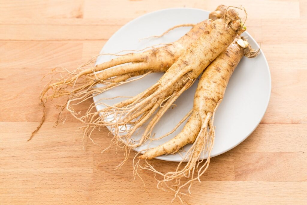 5 Best Natural Supplements for Stress & Anxiety - Ginseng