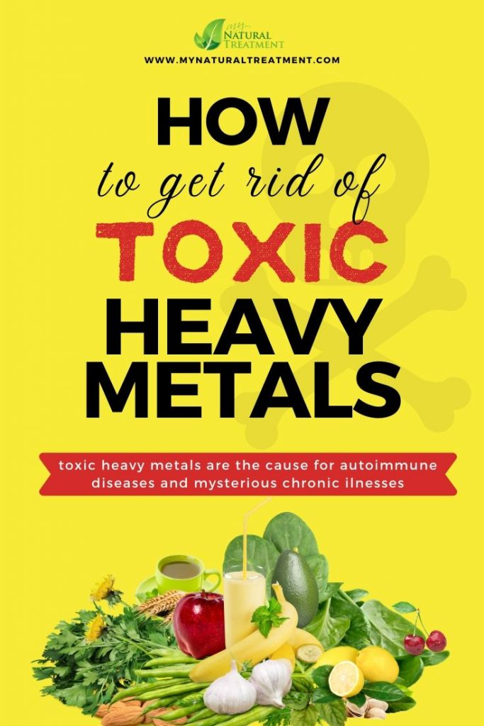 Complete Heavy Metals Detox - Learn How to Get Rid of Toxic Heavy Metals with simple tinctures and herbal powders.