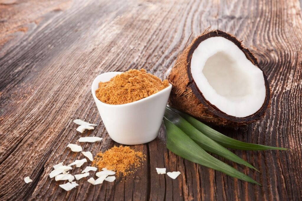 Herbal Remedy for Sugar Addiction & How To Use It - Coconut Sugar