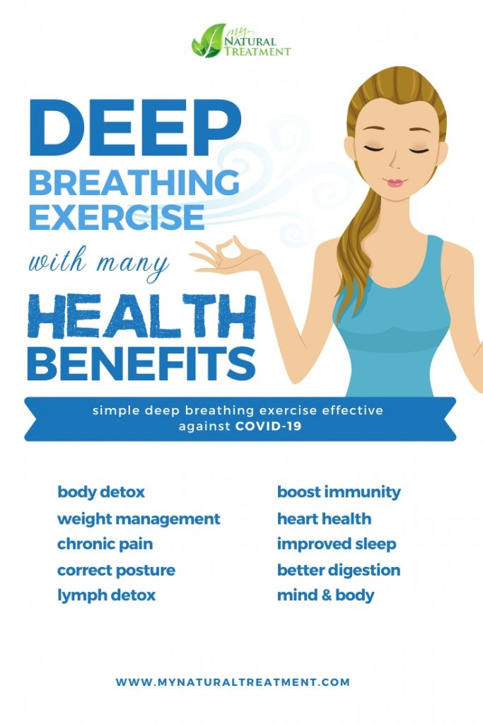 Deep Breathing Exercise with 10 Health Benefits