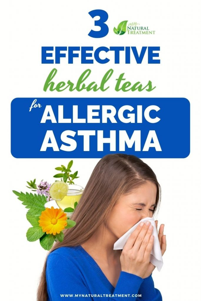 Herbal Teas for Allergic Asthma
