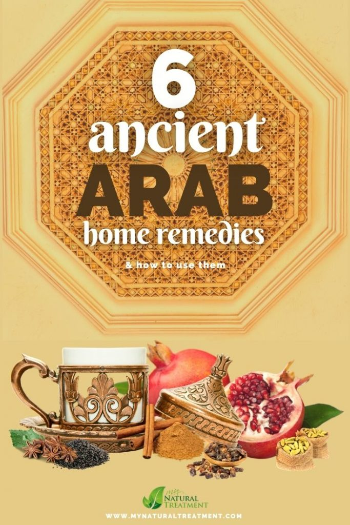 6 Ancient Arab Home Remedies