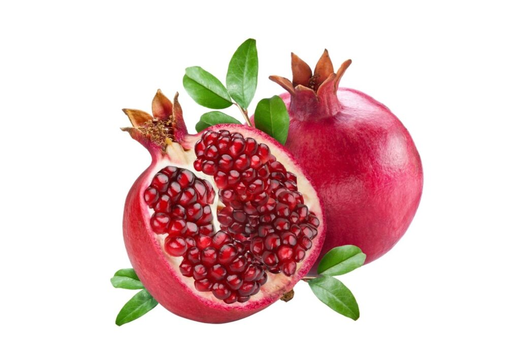 Pomegranate - best foods to eat for pneumonia