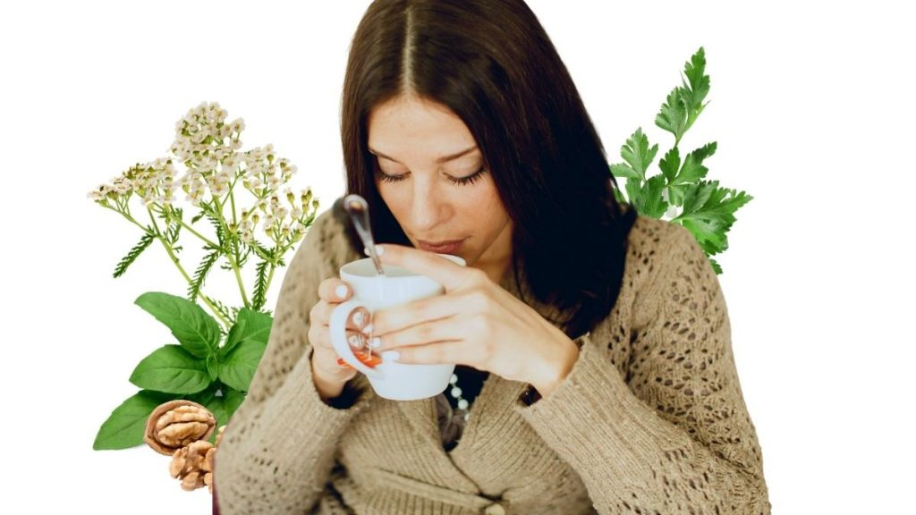 Herbal Flu Tea for People Allergic to Antibiotics - Looking for a Home Remedy
