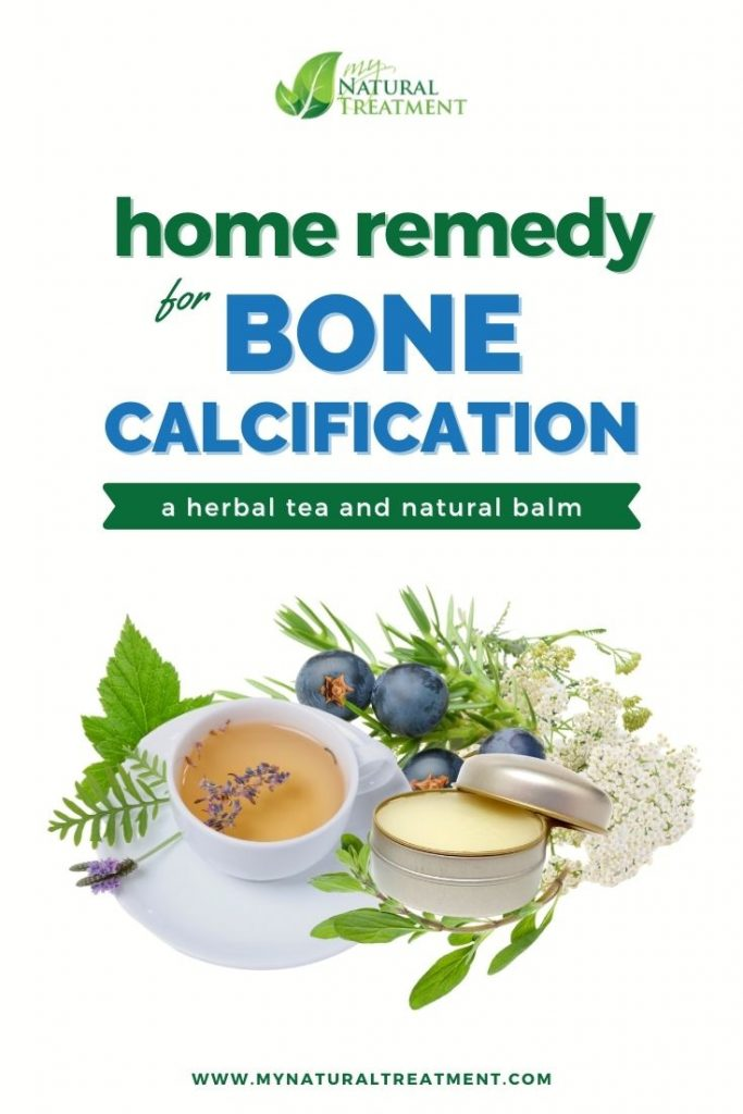 Effective Home Remedy for Bone Calcification