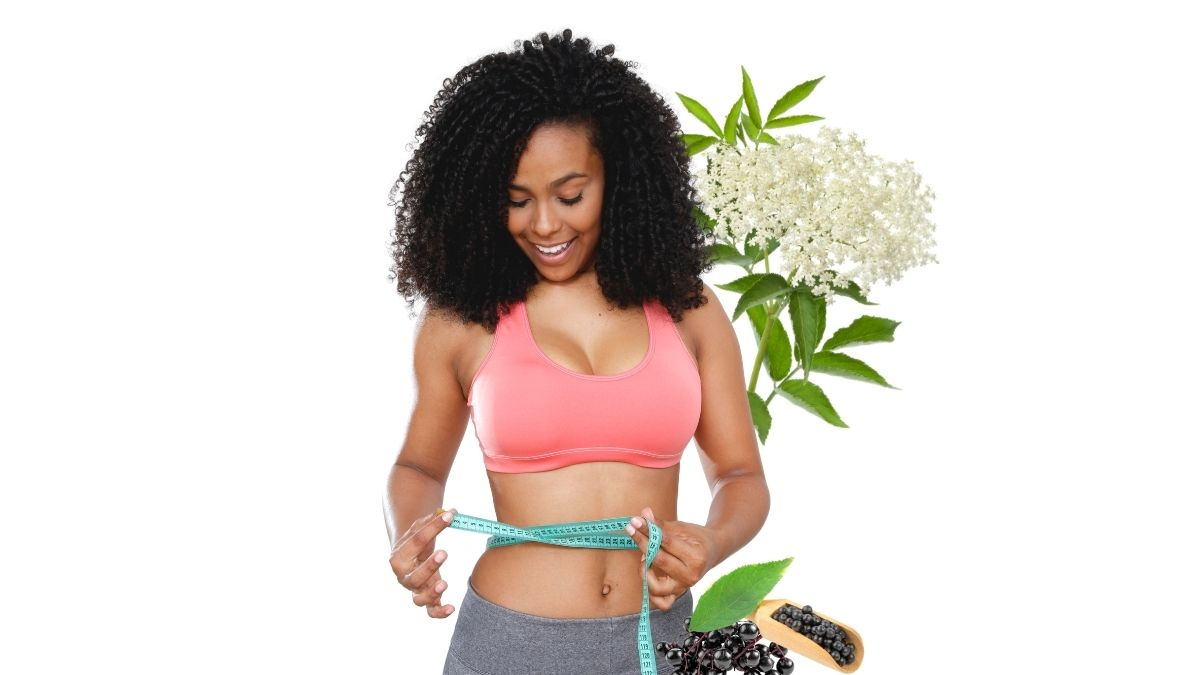 elderberry weight loss dosage