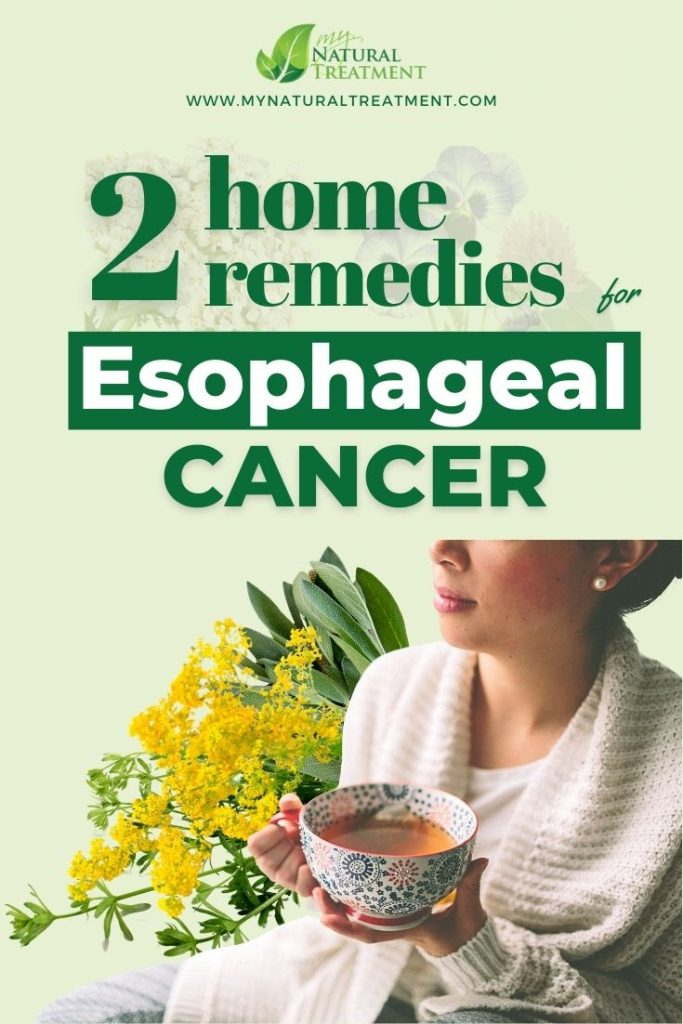 Esophageal Cancer Home Remedies